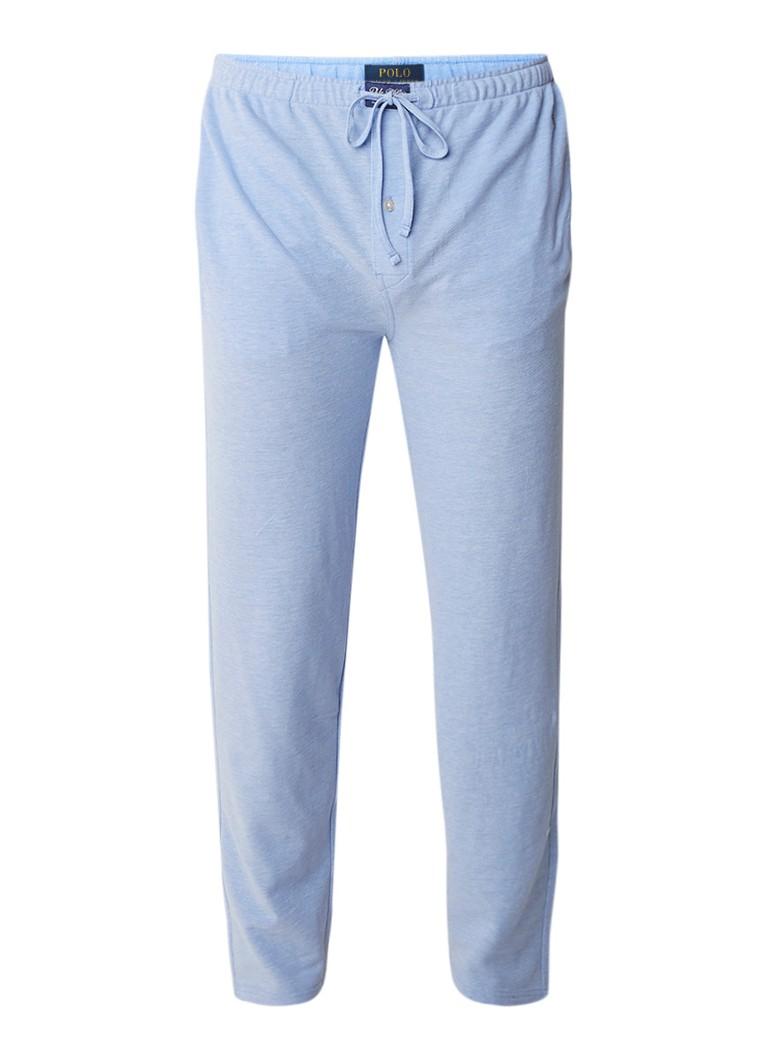 Ralph Lauren Pyjamabroek met knoopgulp