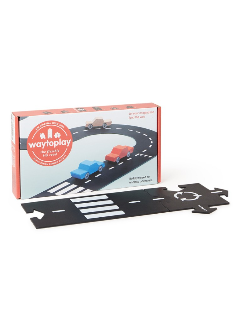 Waytoplay RingRoad speelgoed 12-delig