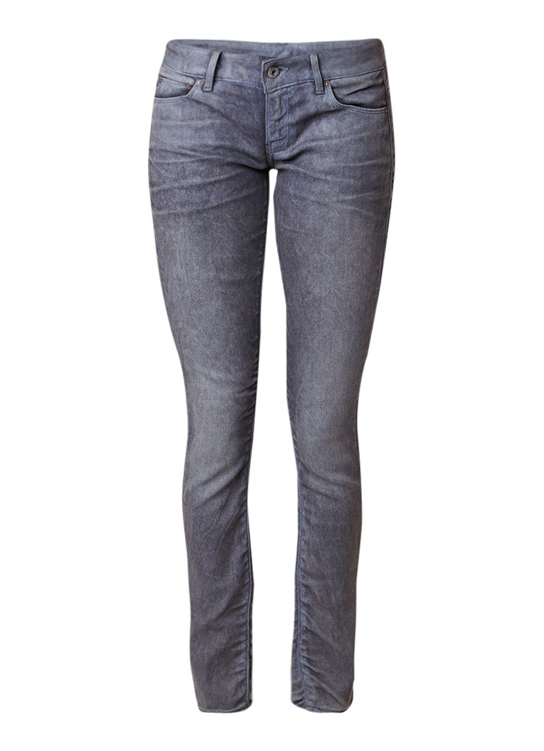 G-Star RAW 3301 Low rise skinny fit jeans met stretch