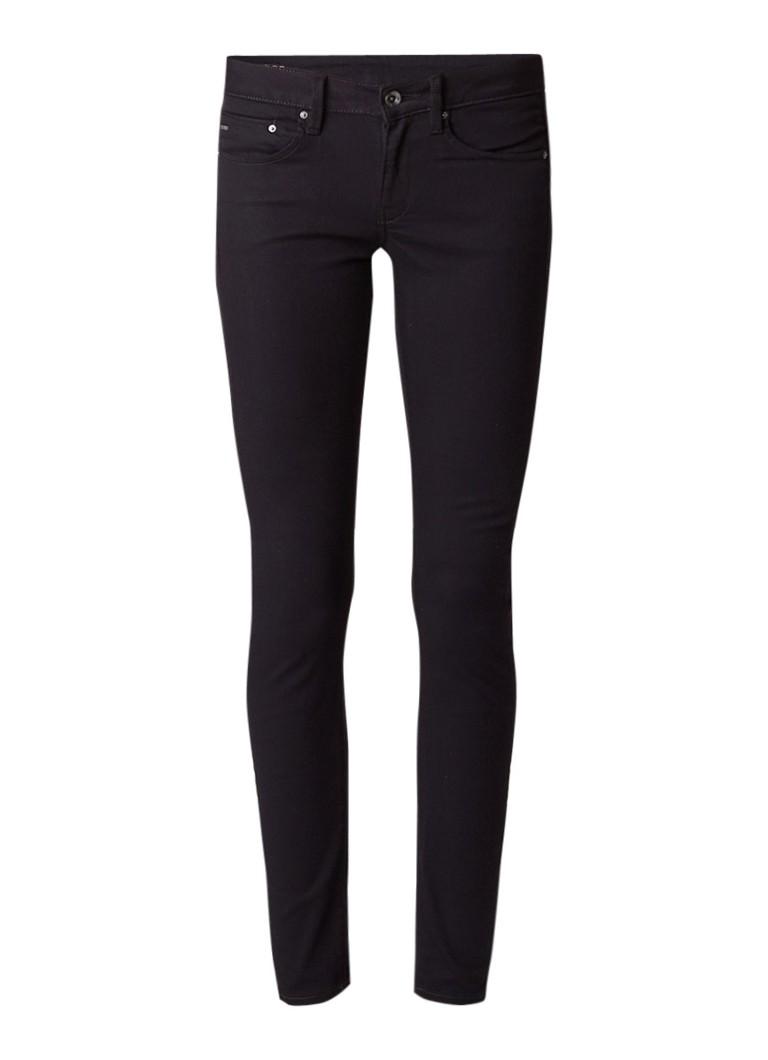 G-Star RAW Midge mid rise skinny fit jeans met stretch