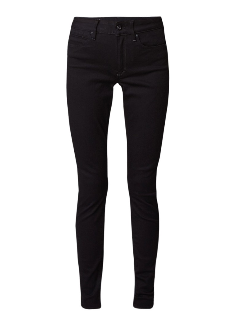 G-Star RAW Shape high rise super skinny jeans