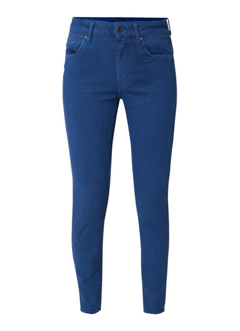 G-Star RAW Shape high rise super skinny jeans met medium aged wassing