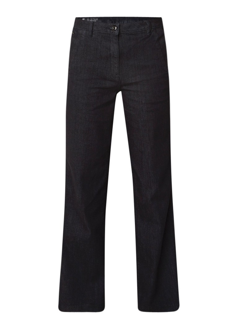 G-Star RAW Bronson high rise wide fit jeans met stretch