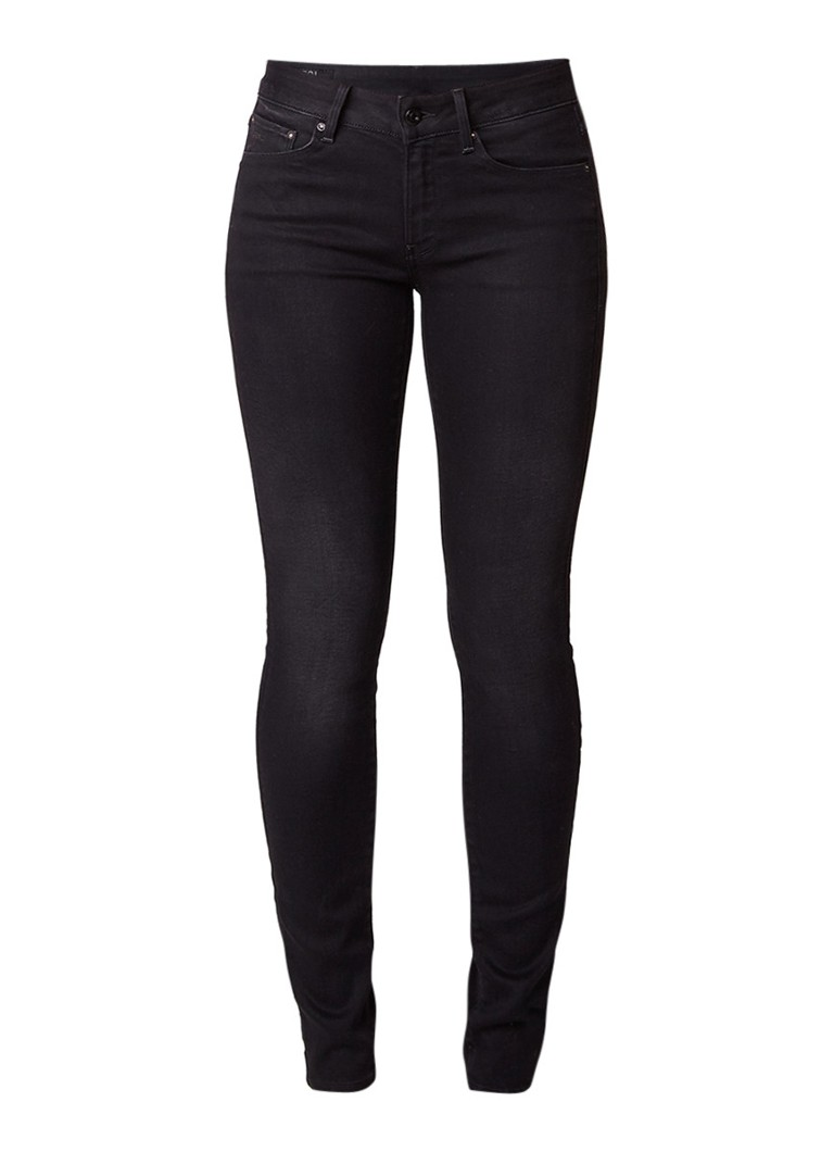 G-Star RAW 3301 Slander high rise skinny jeans met stretch
