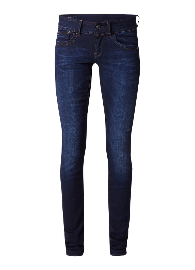 G-Star RAW Lynn mid rise skinny superstretch jeans