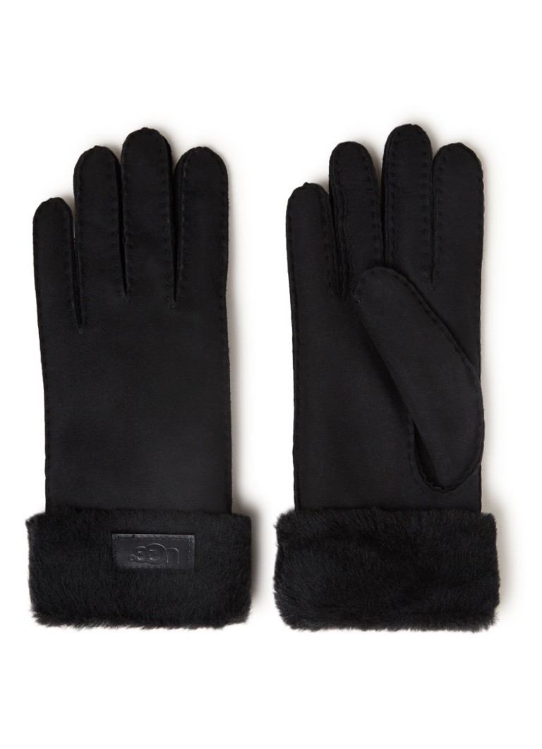 UGG Handschoenen met schapenvacht