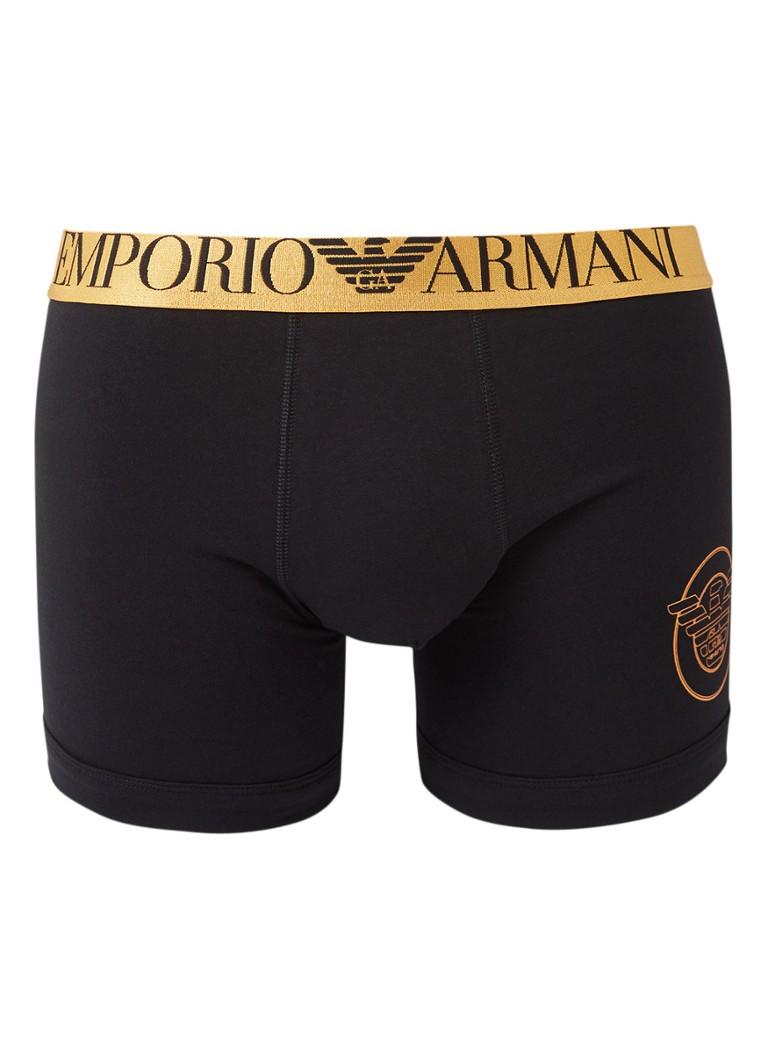 Armani Boxershort met logoband