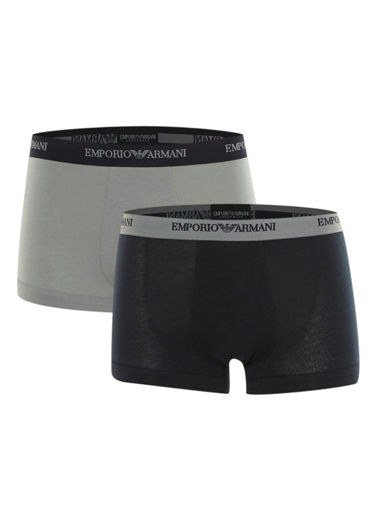 Emporio Armani 2-pack boxershorts