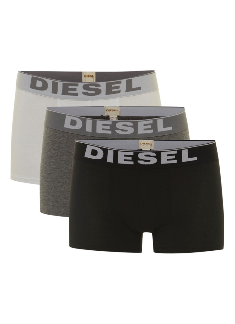 Diesel 3-pack boxershorts The Essential