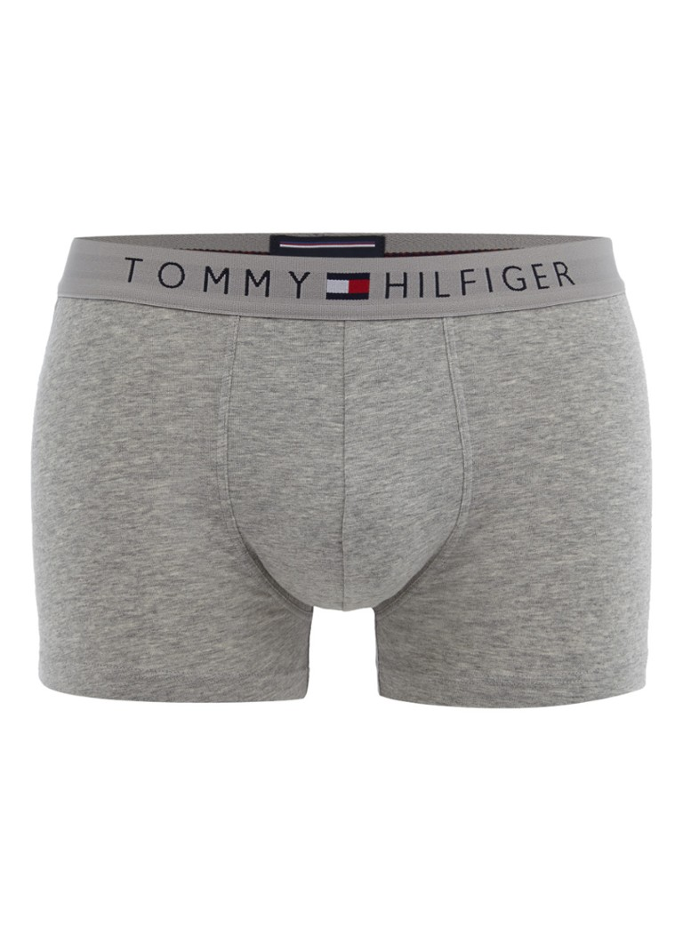 Tommy Hilfiger Icon boxershort in grijs