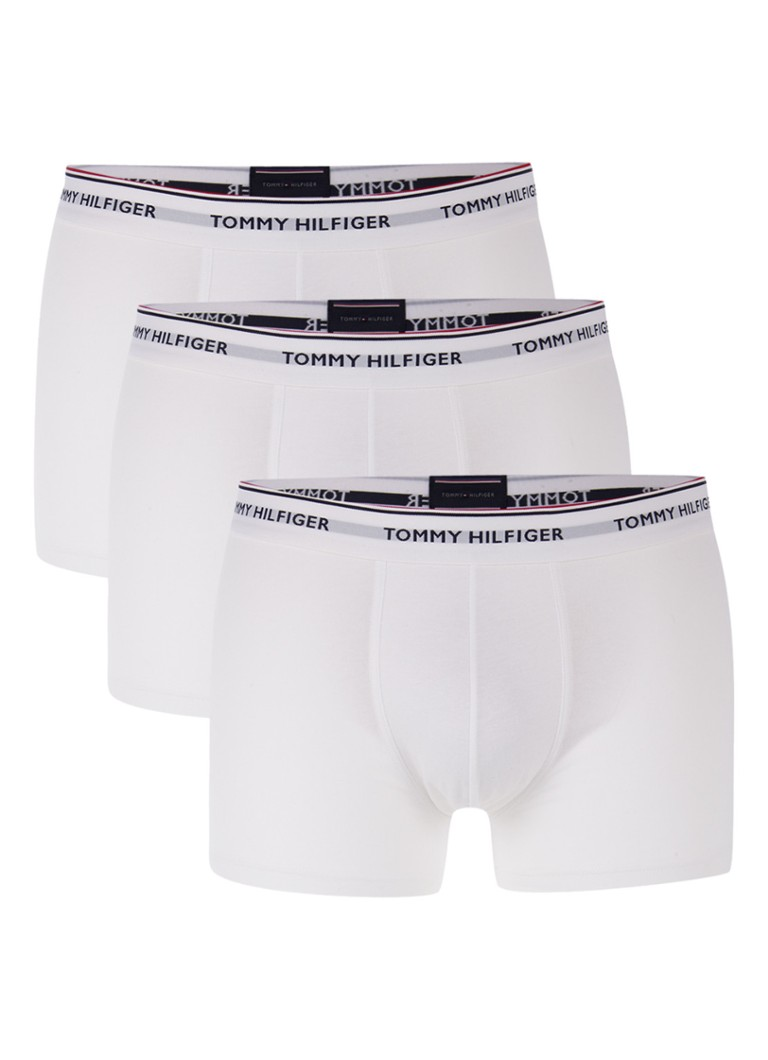 Tommy Hilfiger 3-pack boxershorts in uni