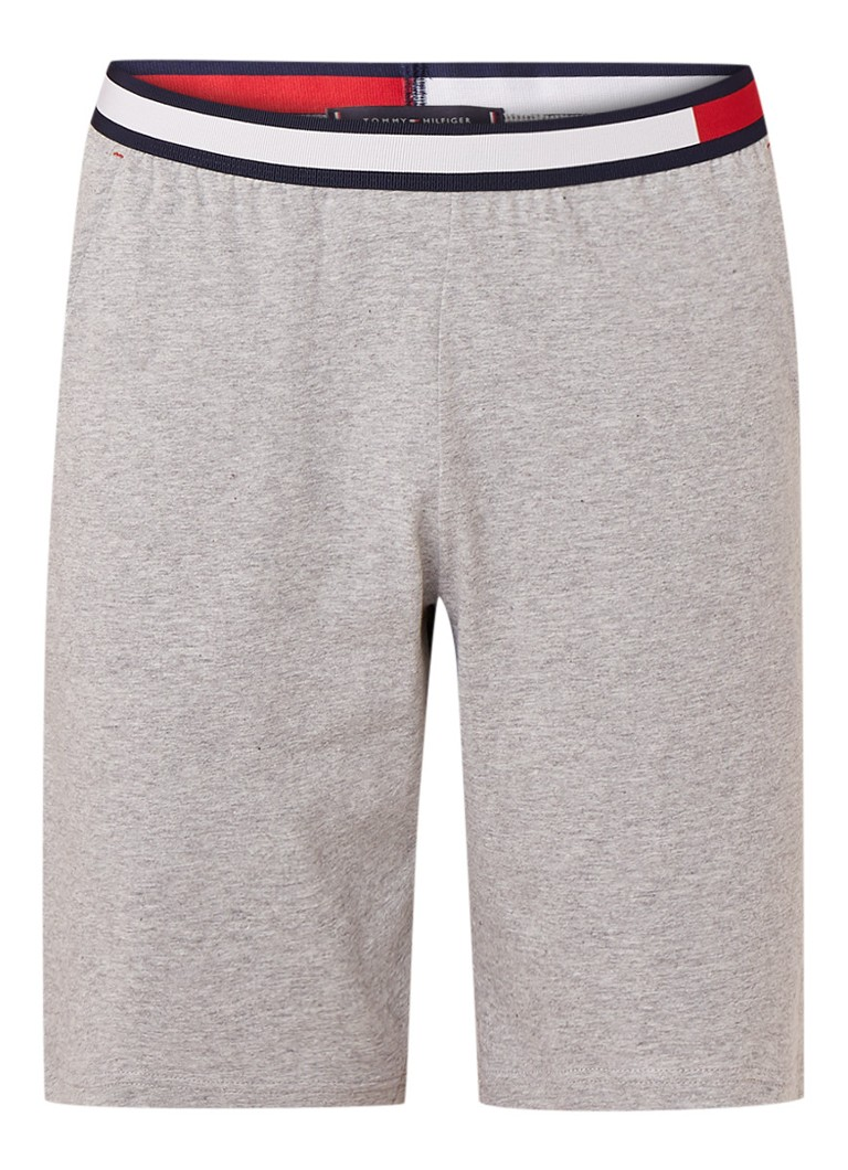 Tommy Hilfiger Pyjamashorts van katoen