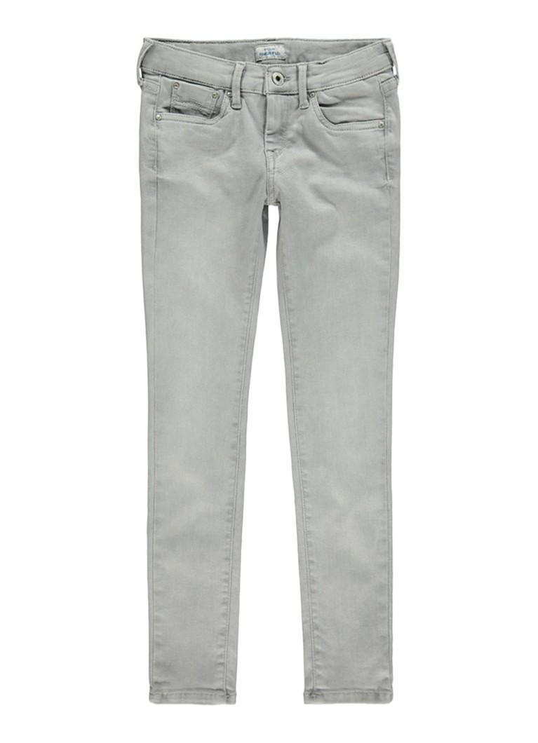 Pepe Jeans Pixlette skinny fit jeans met lichte wassing