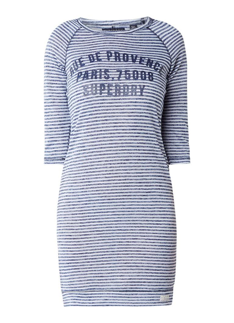 Superdry Harbour jurk met
