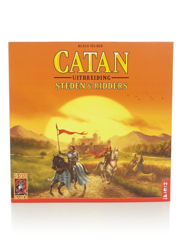 999 Games De Kolonisten van Catan: Steden en Ridders uitbrei