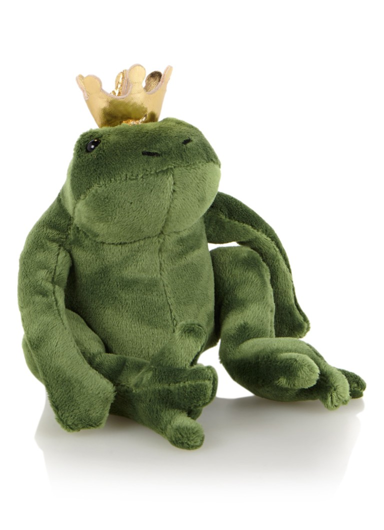 Frederick The Frog knuffel 16 cm