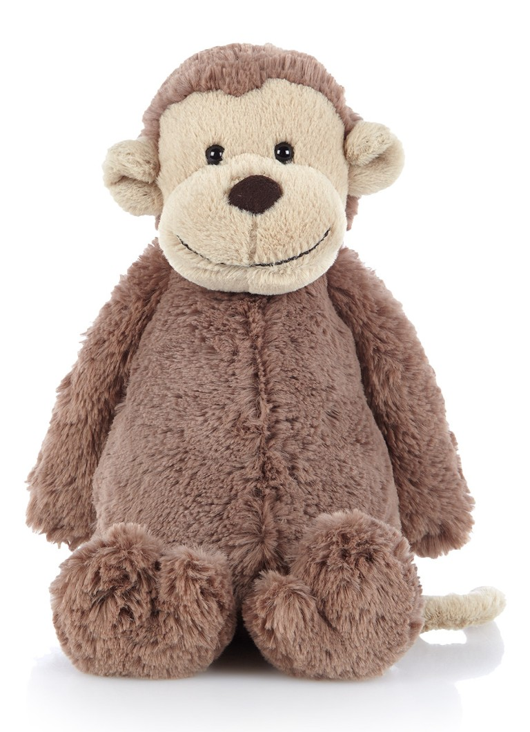 Jellycat Bashful Monkey knuffel 32 cm