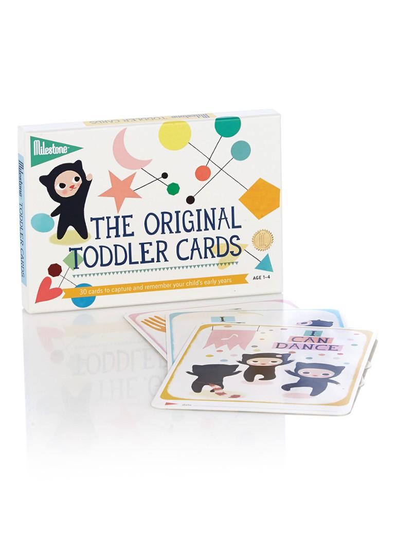 Milestone Cards The Original Junior Cards Engelstalig
