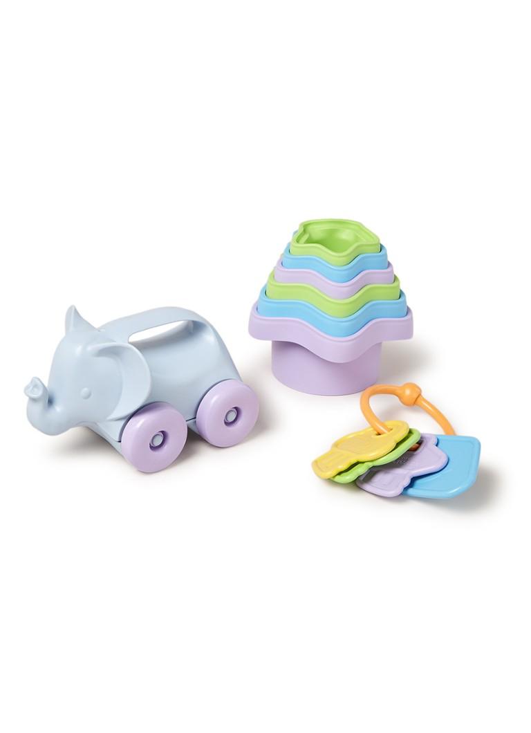 Green Toys Baby toy starter set 3-delig