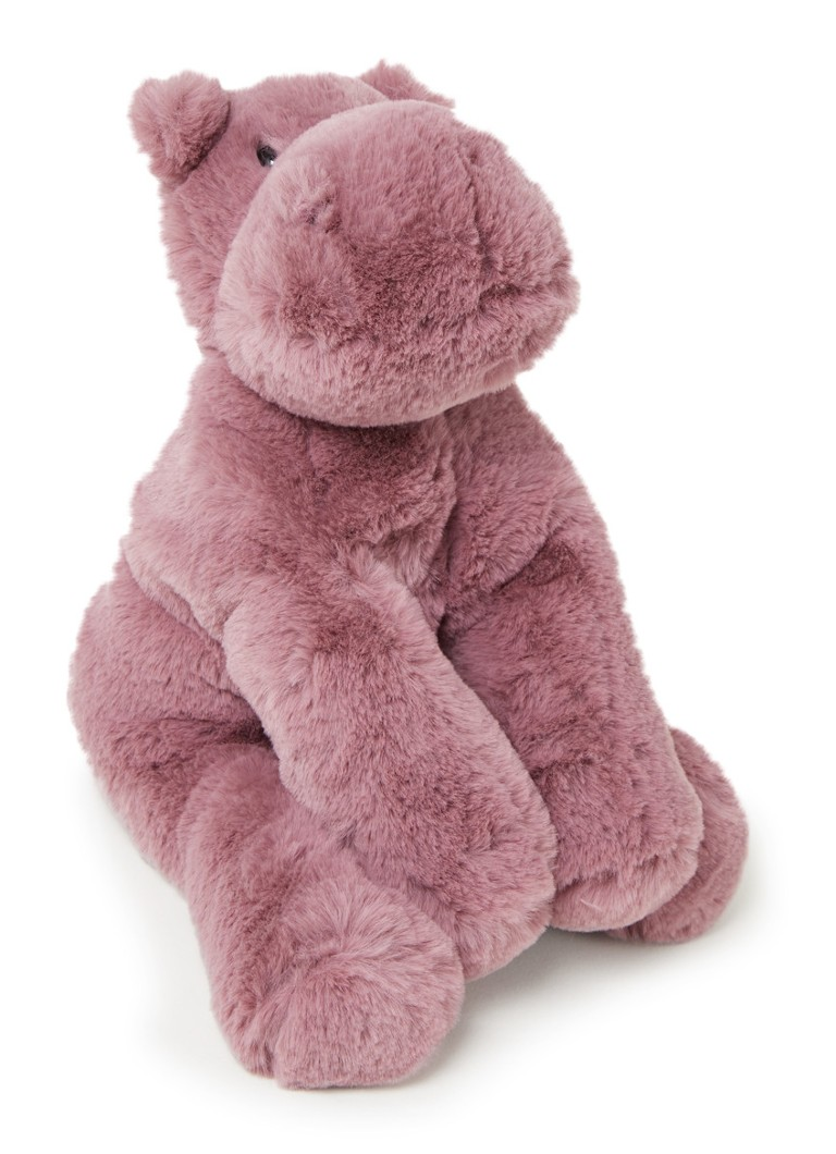 Jellycat Huggady Hippo knuffel 28 cm
