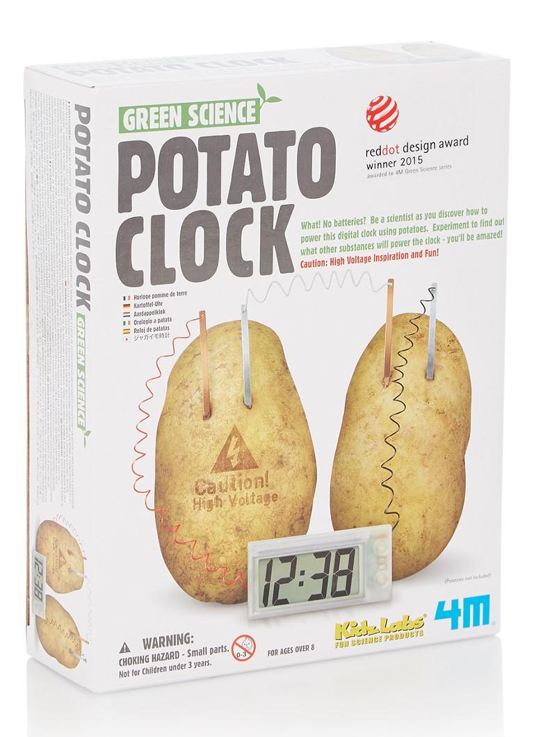 4M Potato klok