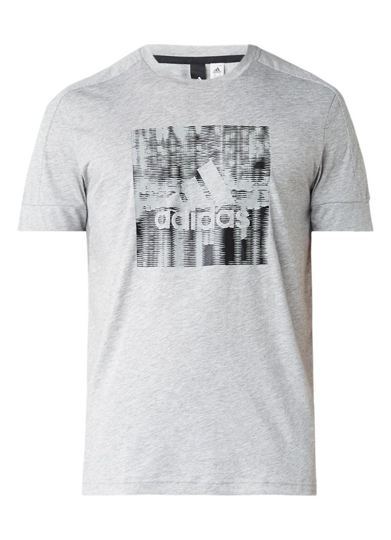 adidas ID Flash T-shirt met opdruk