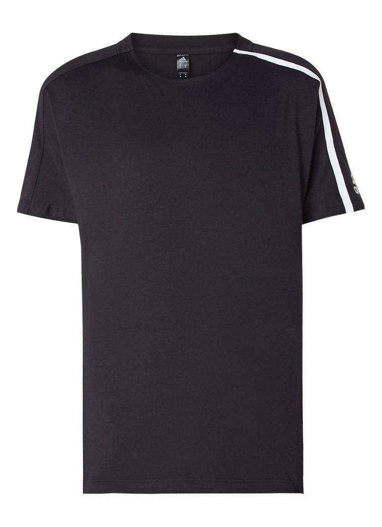adidas Z.N.E. T-shirt met logoprint op mouw