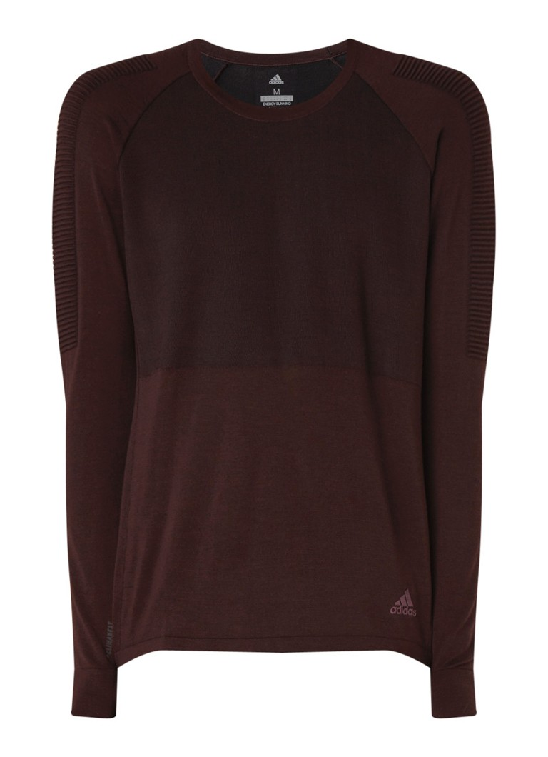 adidas Ultra Crew Thermo pullover met duimgaten