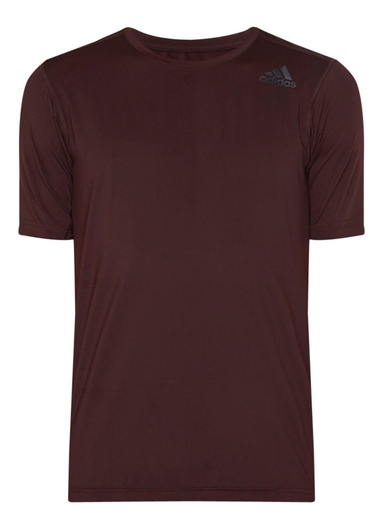adidas Freelift trainings T-shirt van mesh