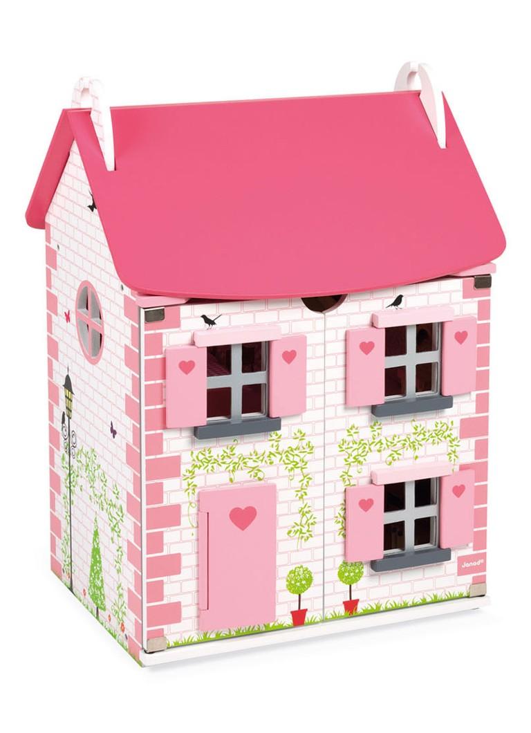 Janod Mademoiselle poppenhuis van hout