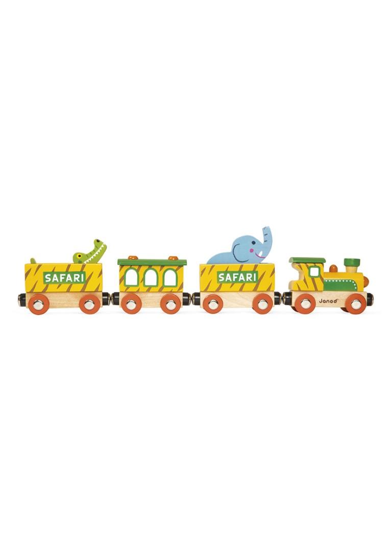 Janod Story Safari trein