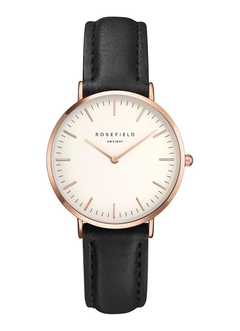 Rosefield Horloge Tribeca TWBLR-T53