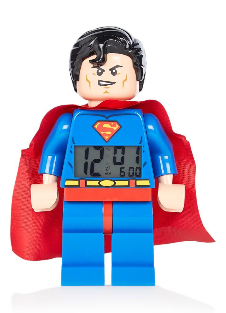 Lego Super Heroes Superman digitale wekker