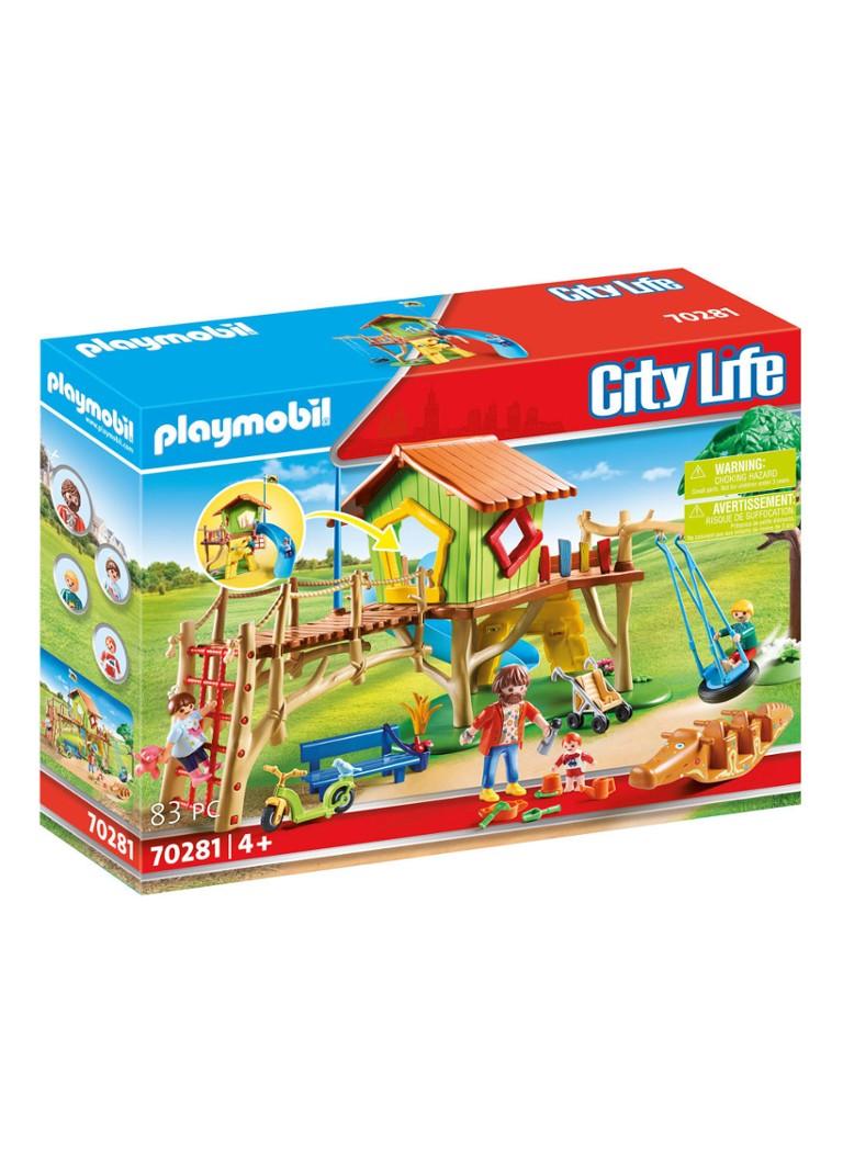 Playmobil 70281 Speeltuin