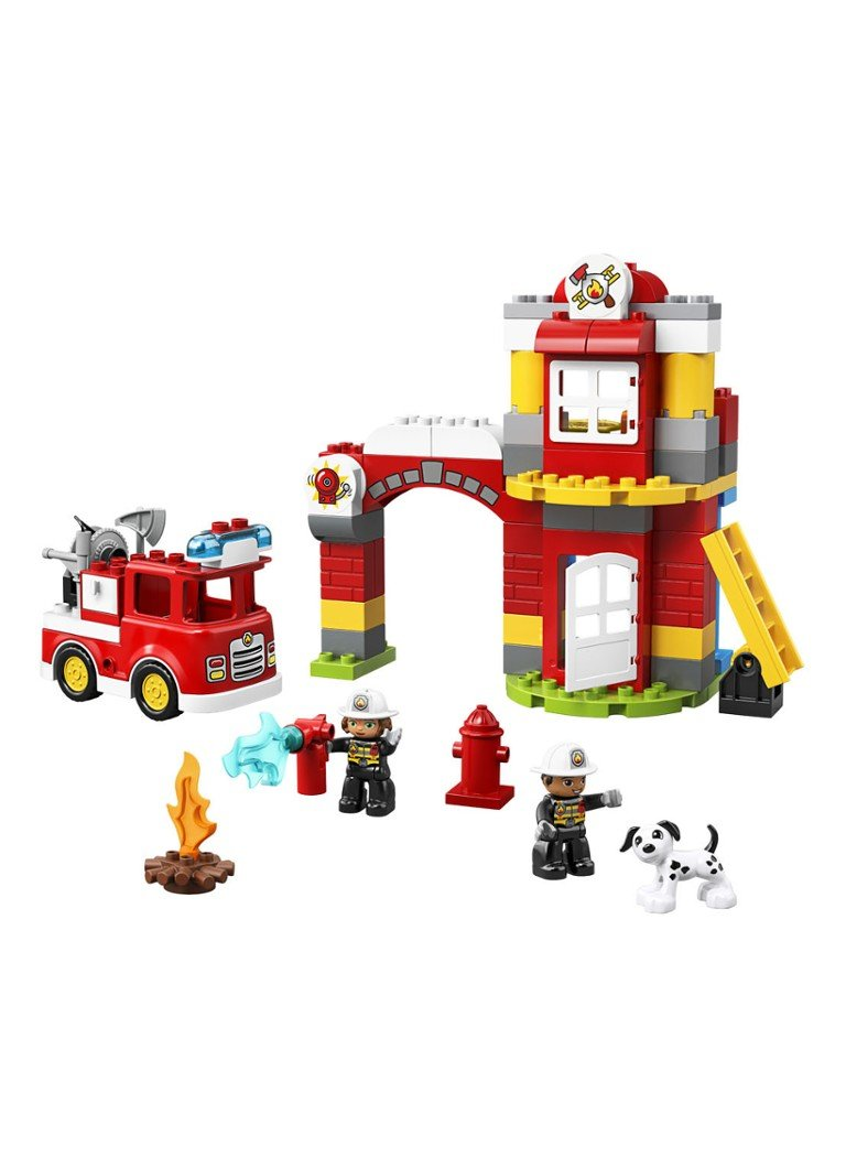 Brandweerkazerne 10903