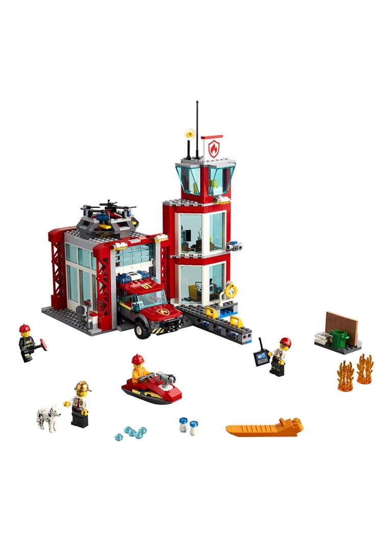 Brandweerkazerne 60215