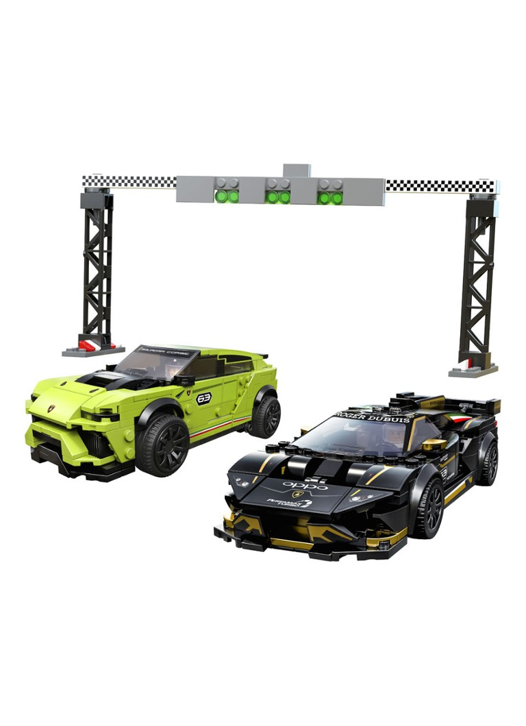Lamborghini Urus ST X Lamborghini Huracán Super Trofeo EVO 76899