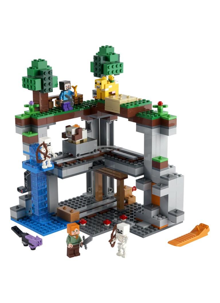 Minecraft Het allereerste avontuur 21169