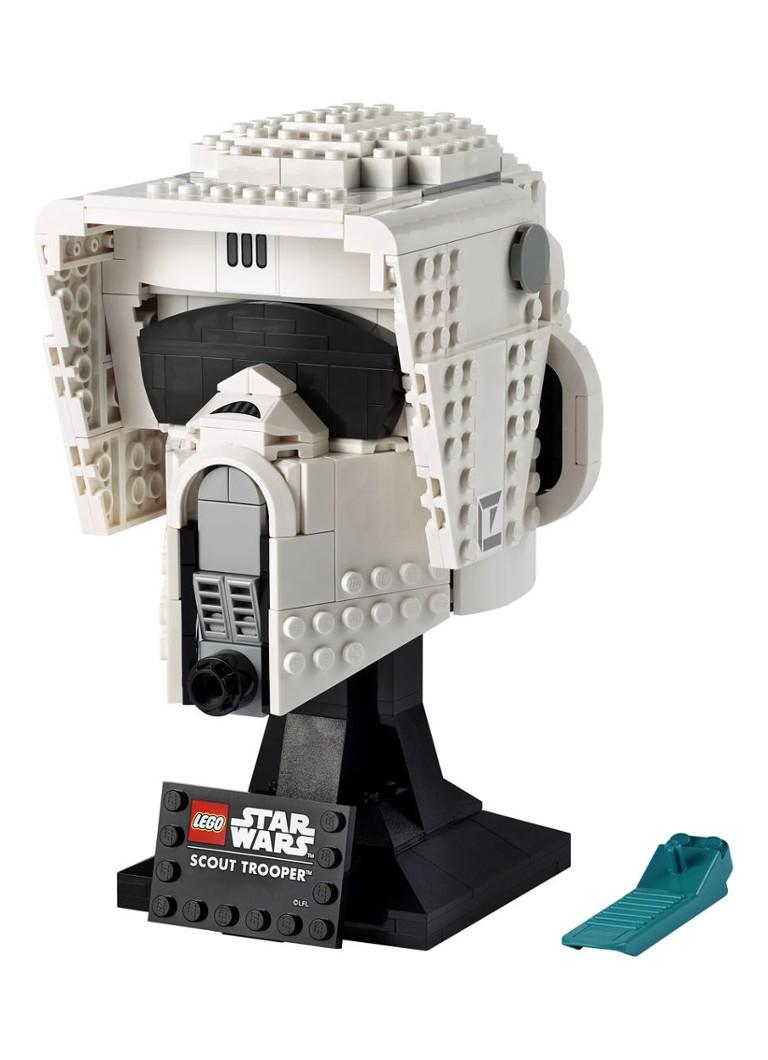 Star Wars Scout Trooper helm 75305
