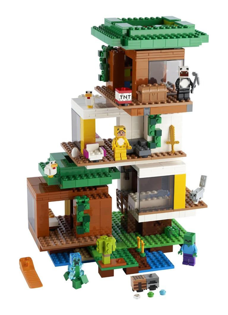 De moderne boomhut speelgoed 21174