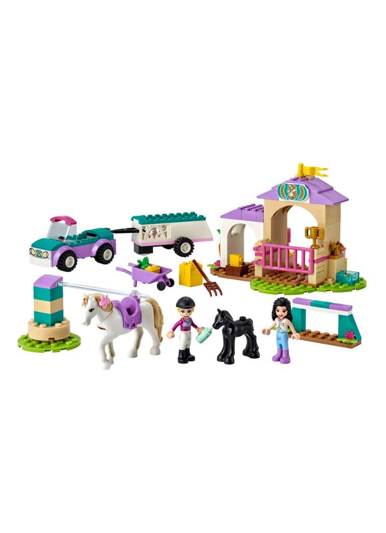 Paardentraining en aanhanger Speelgoed 41411