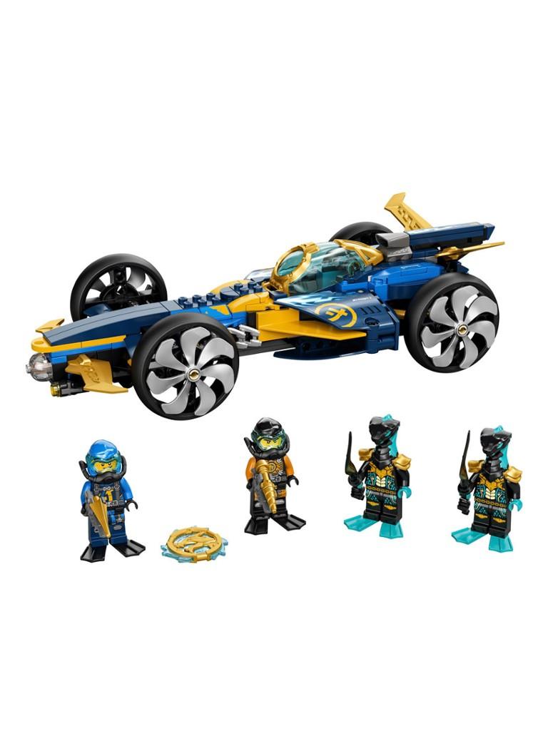 Ninja Sub Speeder boot speelgoed 71752