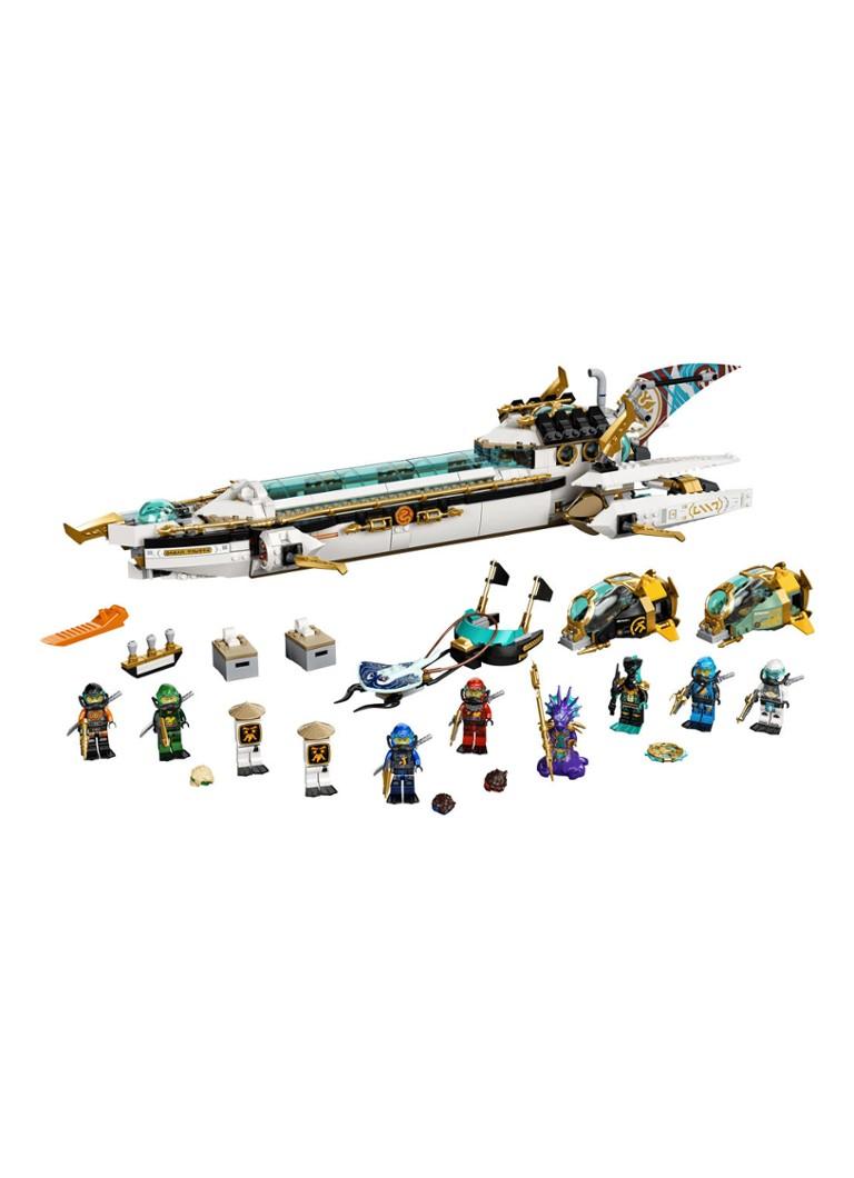 Hydro Bounty Onderzeeër Set 71756