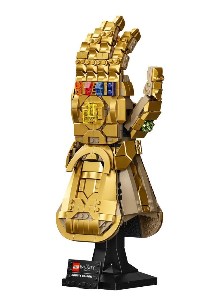 Infinity Gauntlet Thanos set 76191