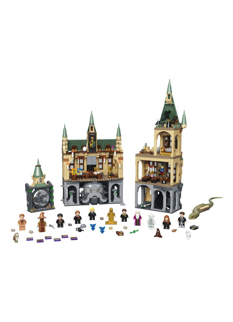 Harry Potter Zweinstein Geheime Kamer set 76389