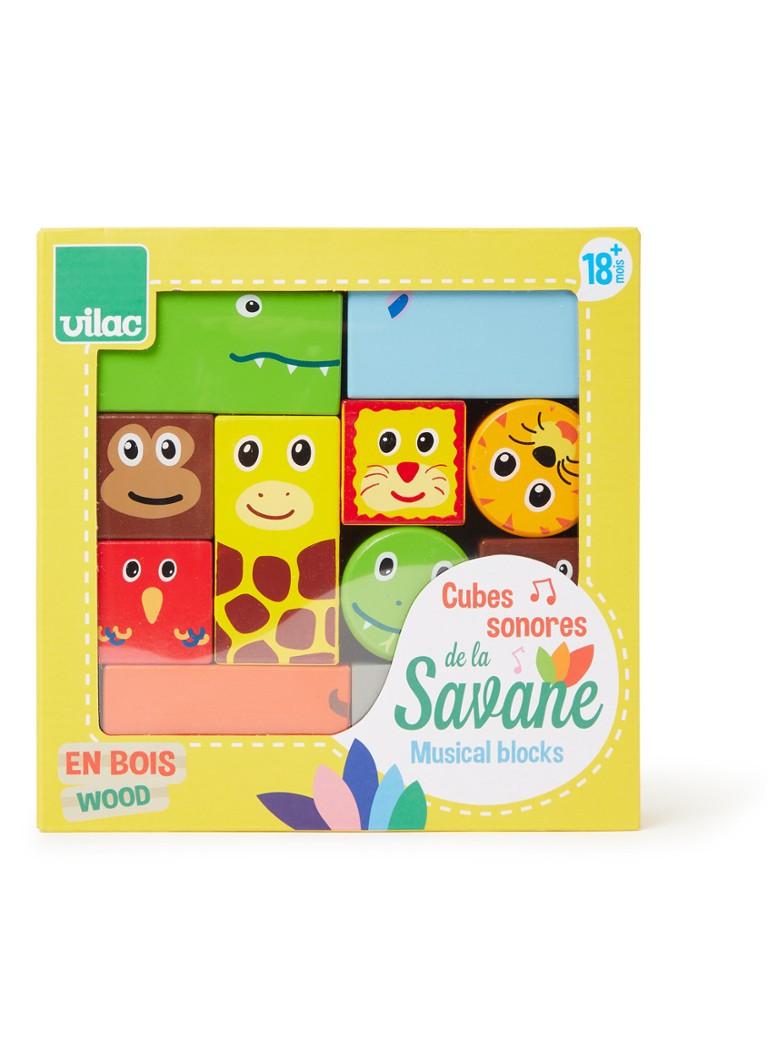 Vilac Savanne blokken set van 11