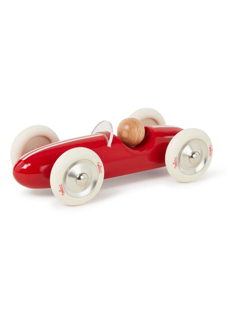 Vilac Grand Prix houten auto 18 cm