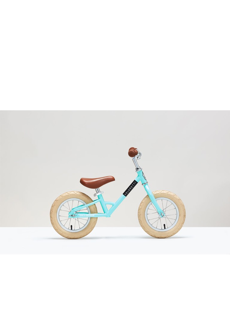 Veloretti Mini 12 Minty Mint loopfiets