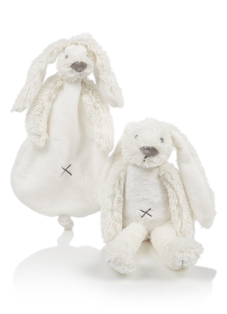 Happy Horse Pink Rabbit Richie knuffel set in giftbox