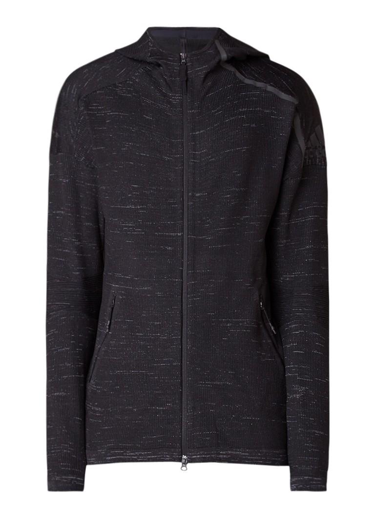 adidas Z.N.E. 36 Hours hoodie met ritszakken